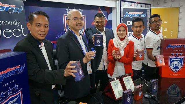 Pihak pengurusan Johor Darul Takzim dan juga Richway International Sdn Bhd