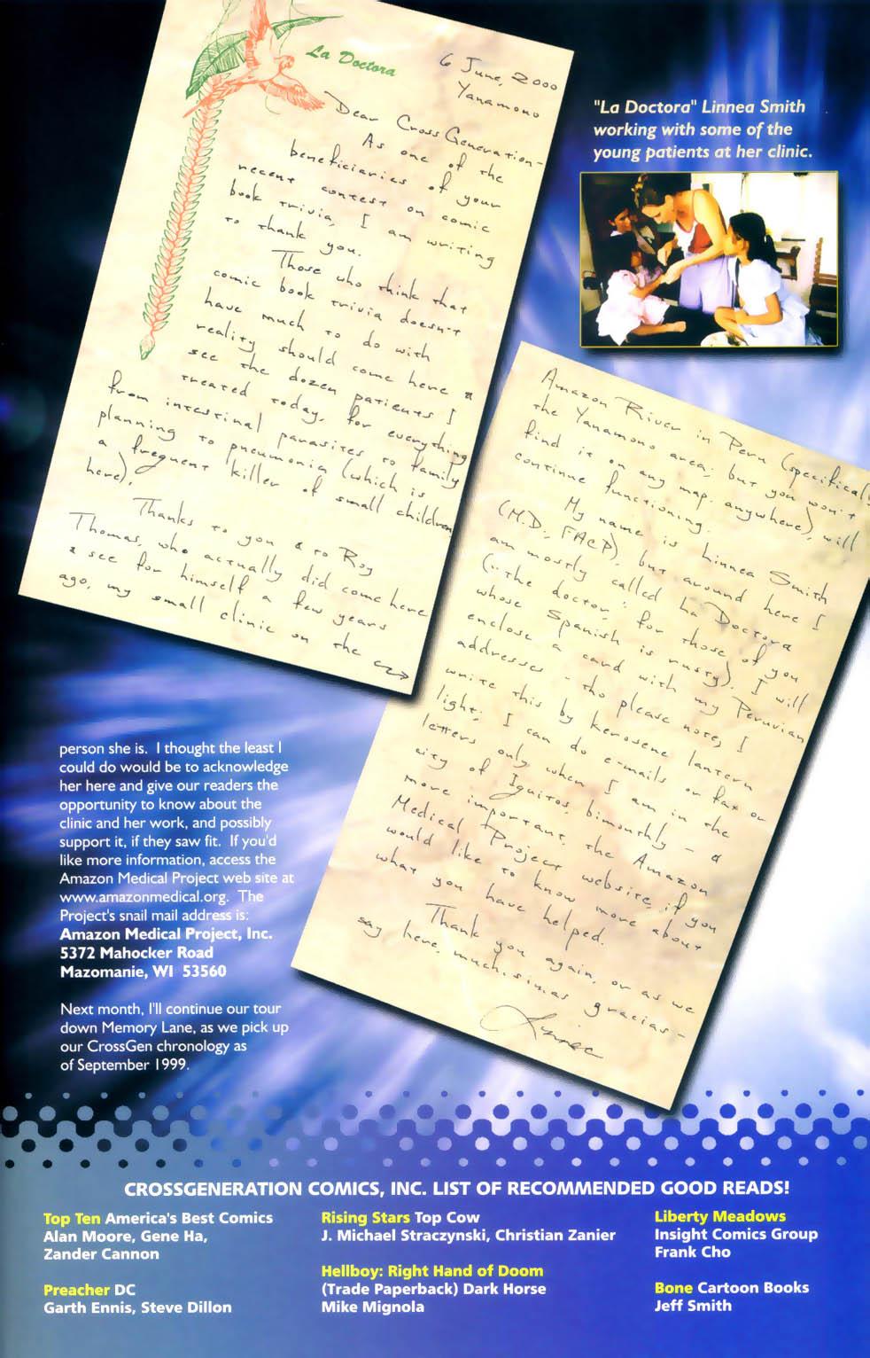Read online Sigil (2000) comic -  Issue #3 - 28