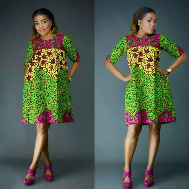 Ankara Styles And Dresses 2017 Beautiful Collection For