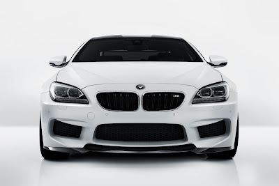 2016 BMW M6 Coupe front image