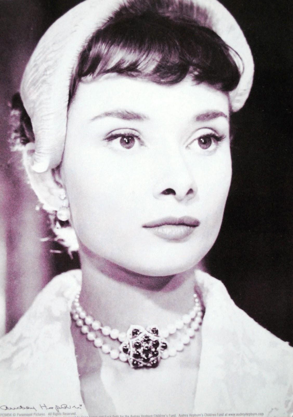 aktorka Audrey Hepburn