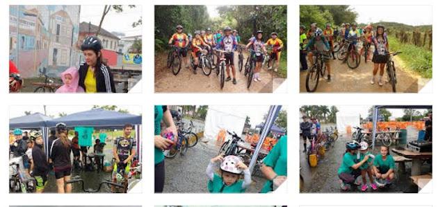 Passeio Ciclístico marca o Feriado de 15 de Novembro em Registro-SP