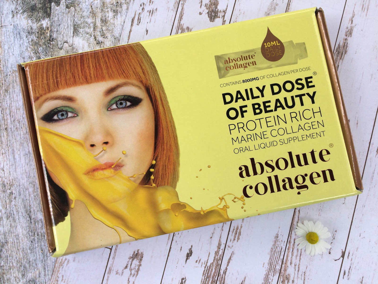 absolute collagen in box