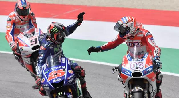 MotoGP Belanda: Bukan Rossi, 2 Pembalap Ini Diwaspadai Vinales