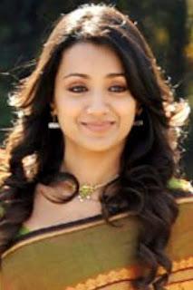 تريشا كريشنان (Trisha Krishnan)، ممثلة هندية