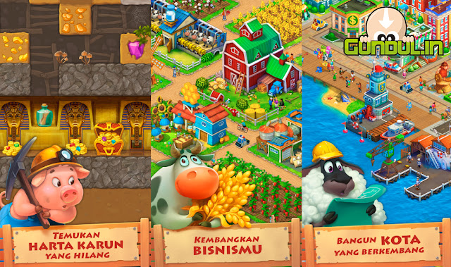 Township 5.5.0 Apk Mod Money