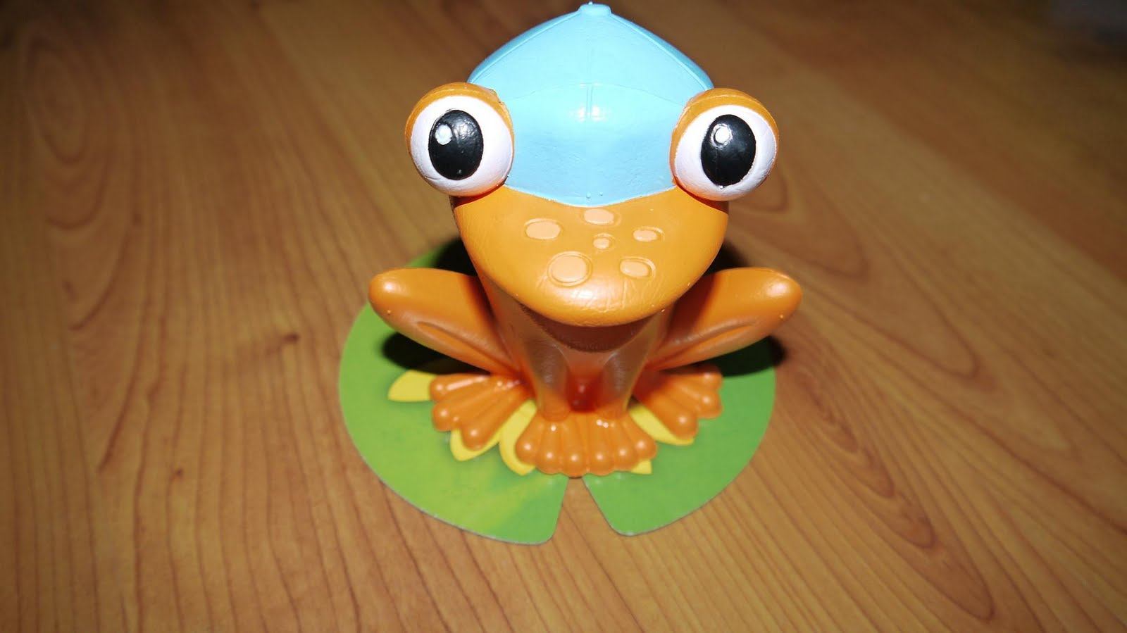 Inside the Wendy House: Pop Goes Froggio Review