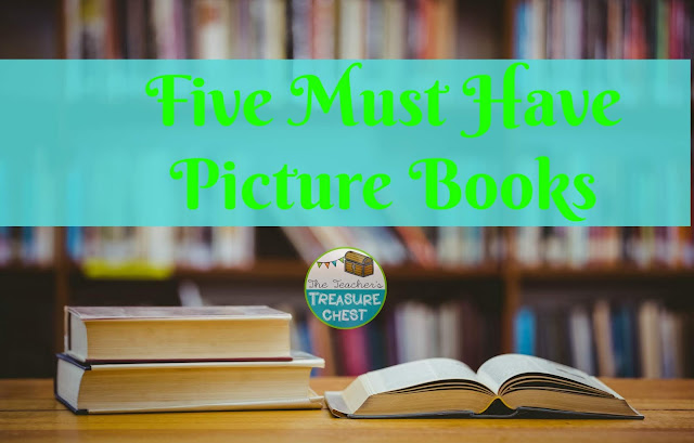 must have picture books