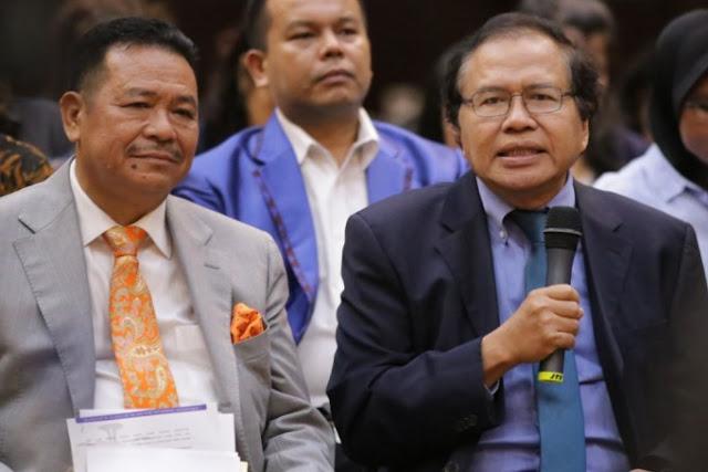 Rizal Ramli Minta KPK Usut Skandal Impor di Pemerintahan
