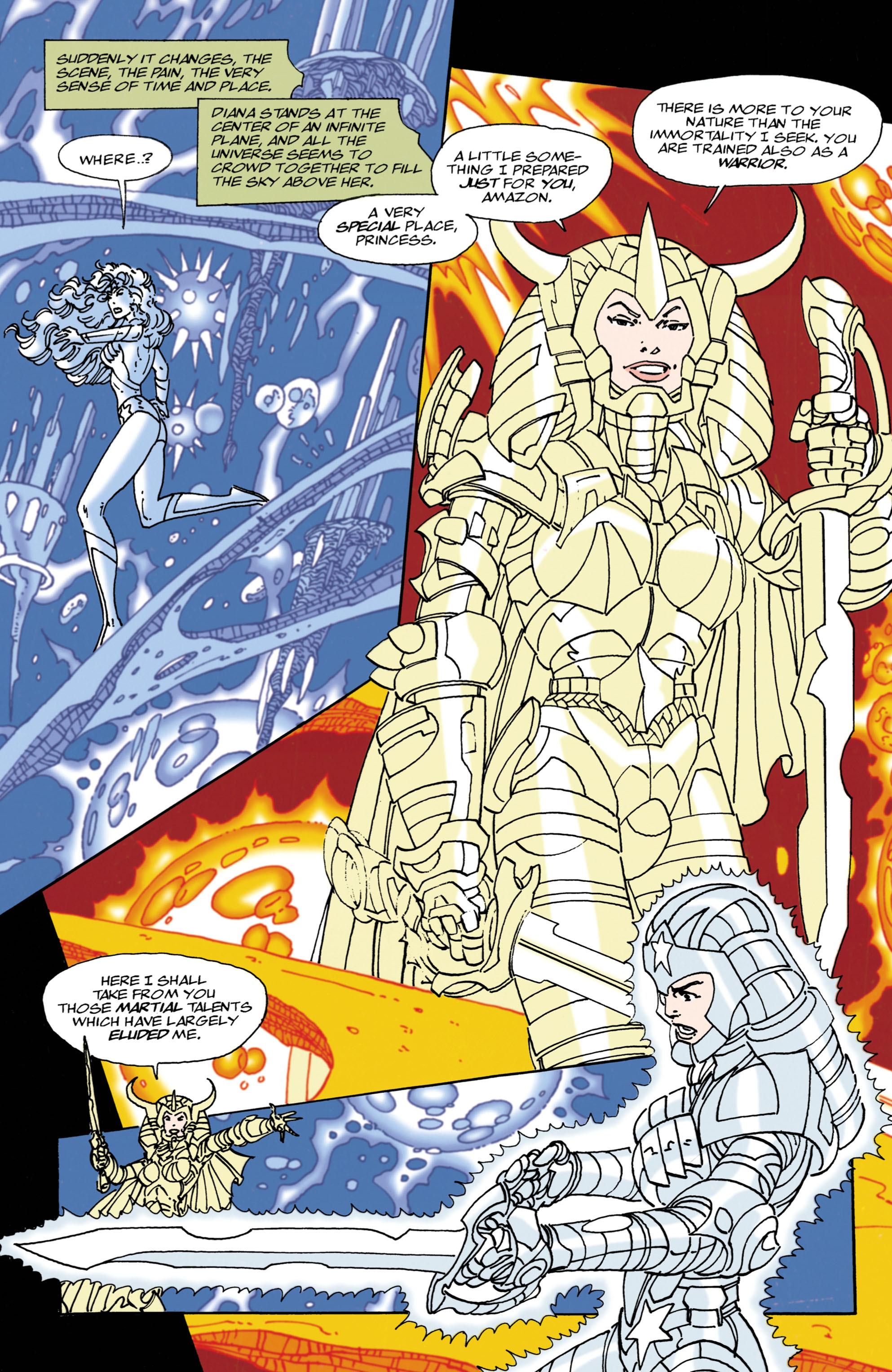 Read online Wonder Woman (1987) comic -  Issue #108 - 16