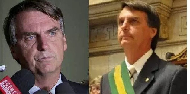 Falso - Bolsonaro alerta sobre roubo em aumento de gasolina e energia