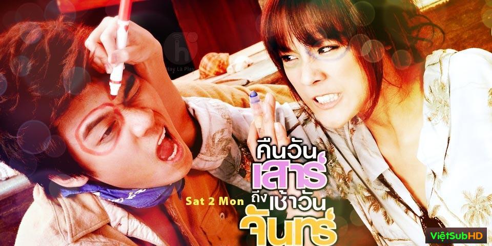 Phim 3 Ngày Yêu VietSub HD | Sat 2 Mon 2012