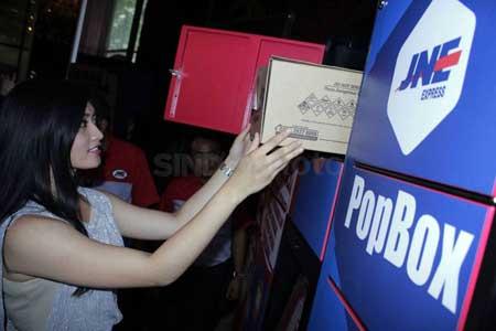Promo JNE Gratis Ongkir Dengan Pop Box