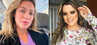 Luana Piovani comenta frase de Ana Paula Valadão