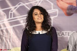 Star Cast of the movie Chinni Chinni Asalu Nalo Regene at its Trailer Launc Exclusive ~  10.JPG