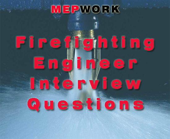 Download, Firefighting, Interview Questions, PDF,