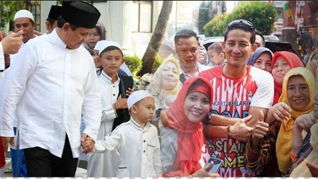Prabowo-Sandi Berpeluang Gaet Pemilih NU