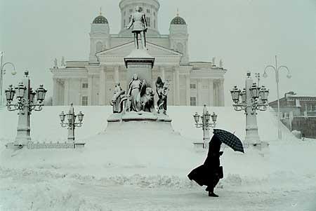 Image result for snowy helsinki