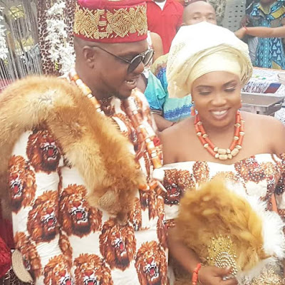 Photos from actor Ken Erics traditional marriage