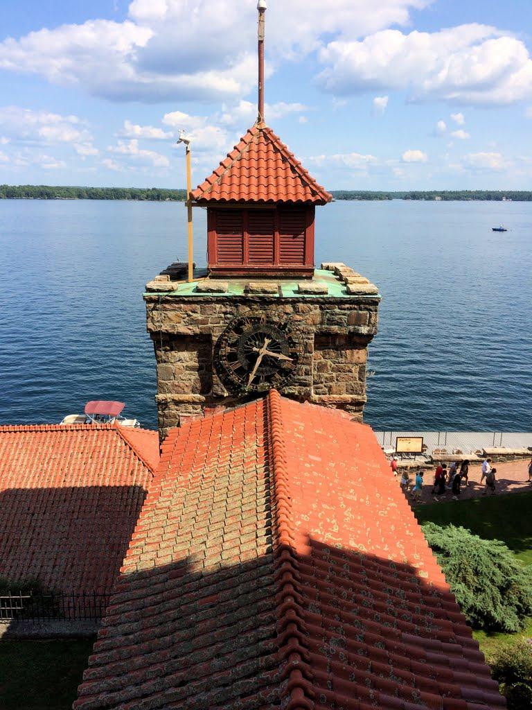 Photographic Logbook Americas Castles Part III Singer