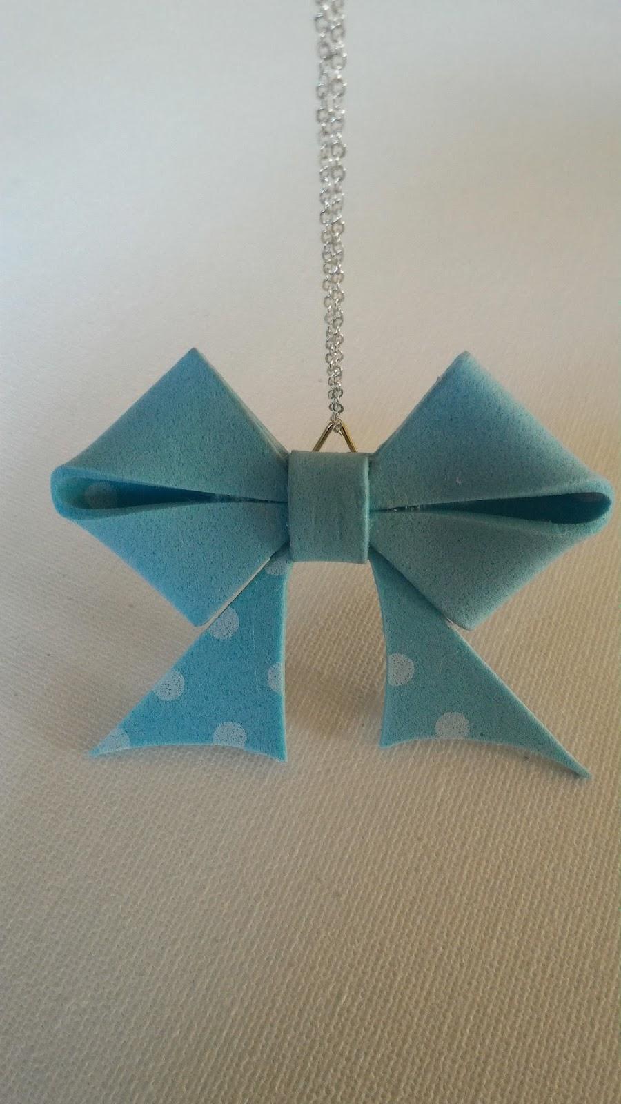 Chagaz'. et vous?: DIY : faire un nœud papillon en feuille ...
