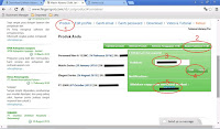 Reset Password di Website Fingerspot