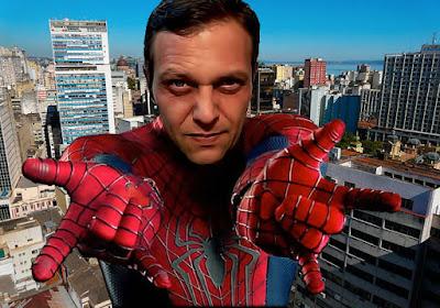 Homem Aranha Rafa Morawski