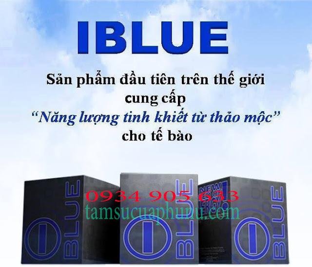 I-BLUE GIẢM CÂN AN TOÀN THEO CÔNG NGHỆ SINH HỌC BẬC CAO