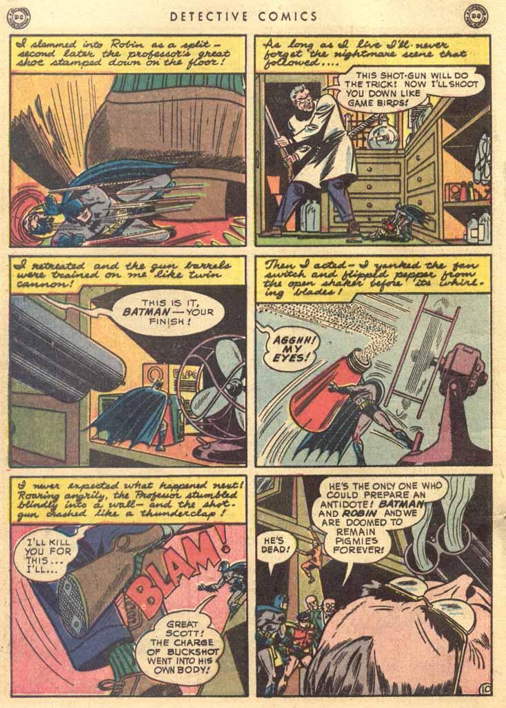 Detective Comics (1937) 148 Page 11