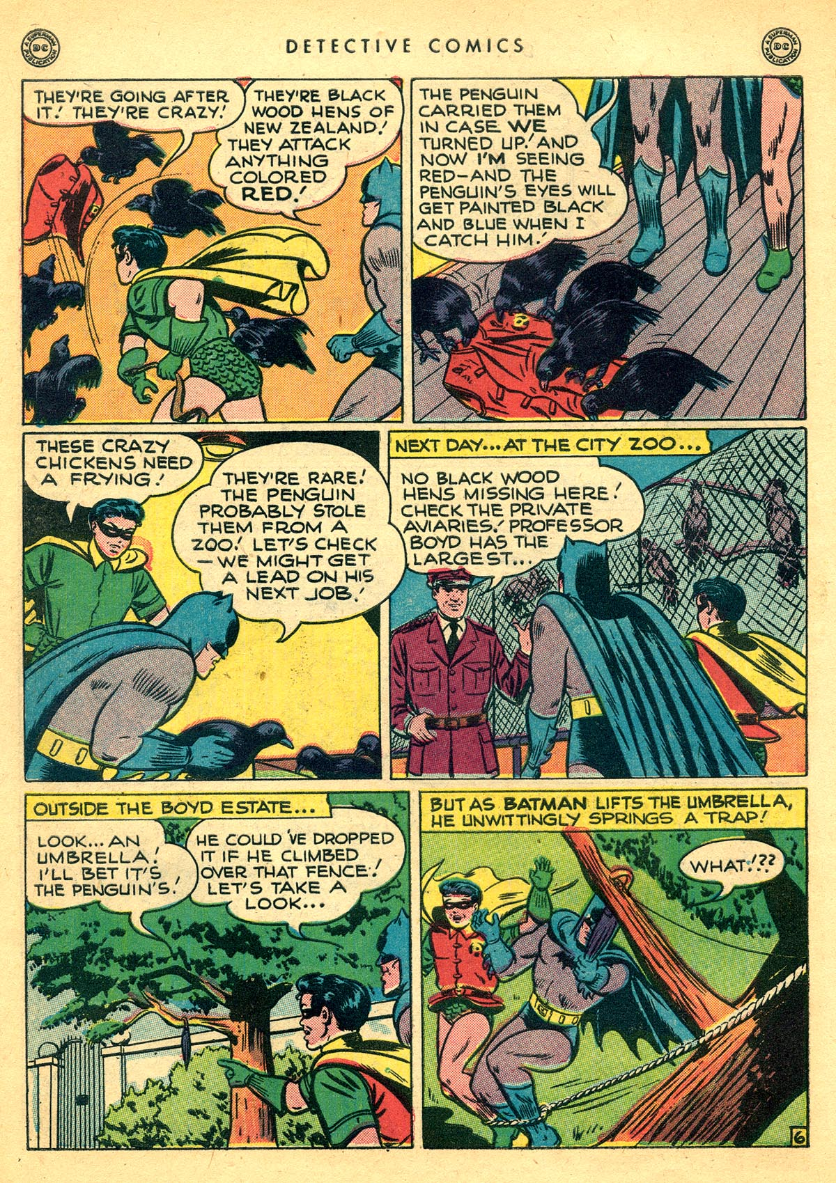 Detective Comics (1937) 120 Page 7