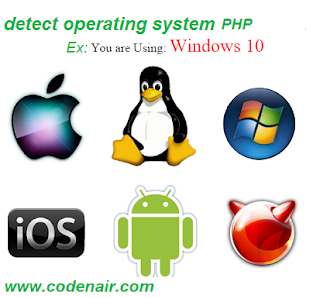 Detect Operating System in PHP