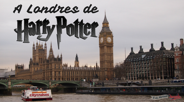 Conhecendo a Londres de Harry Potter