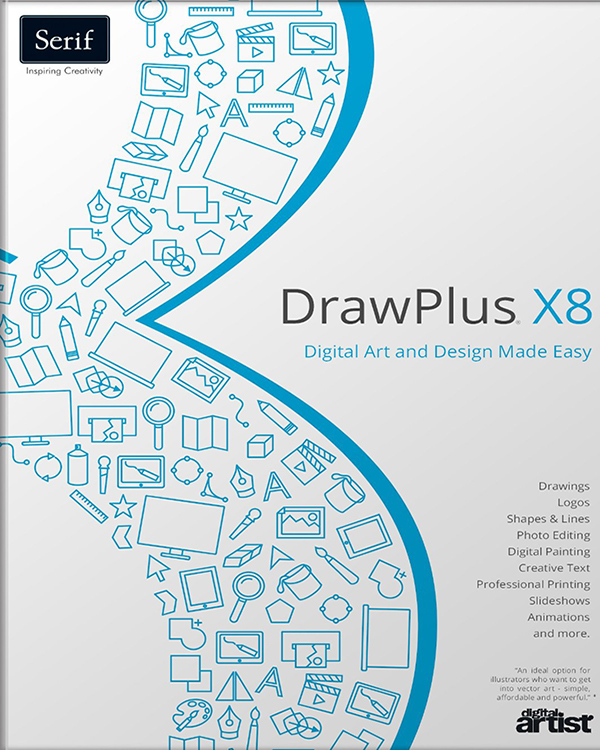 Serif drawplus x6 free download [with crack] youtube.