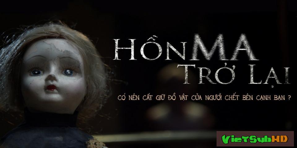Phim Hồn ma trở lại VietSub HD   The Remains 2016