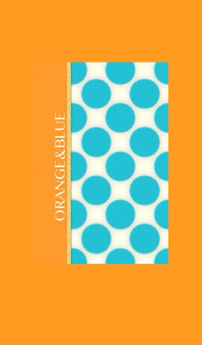 Accessory(orange&blue)