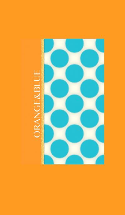 Accessory(orange&blue)