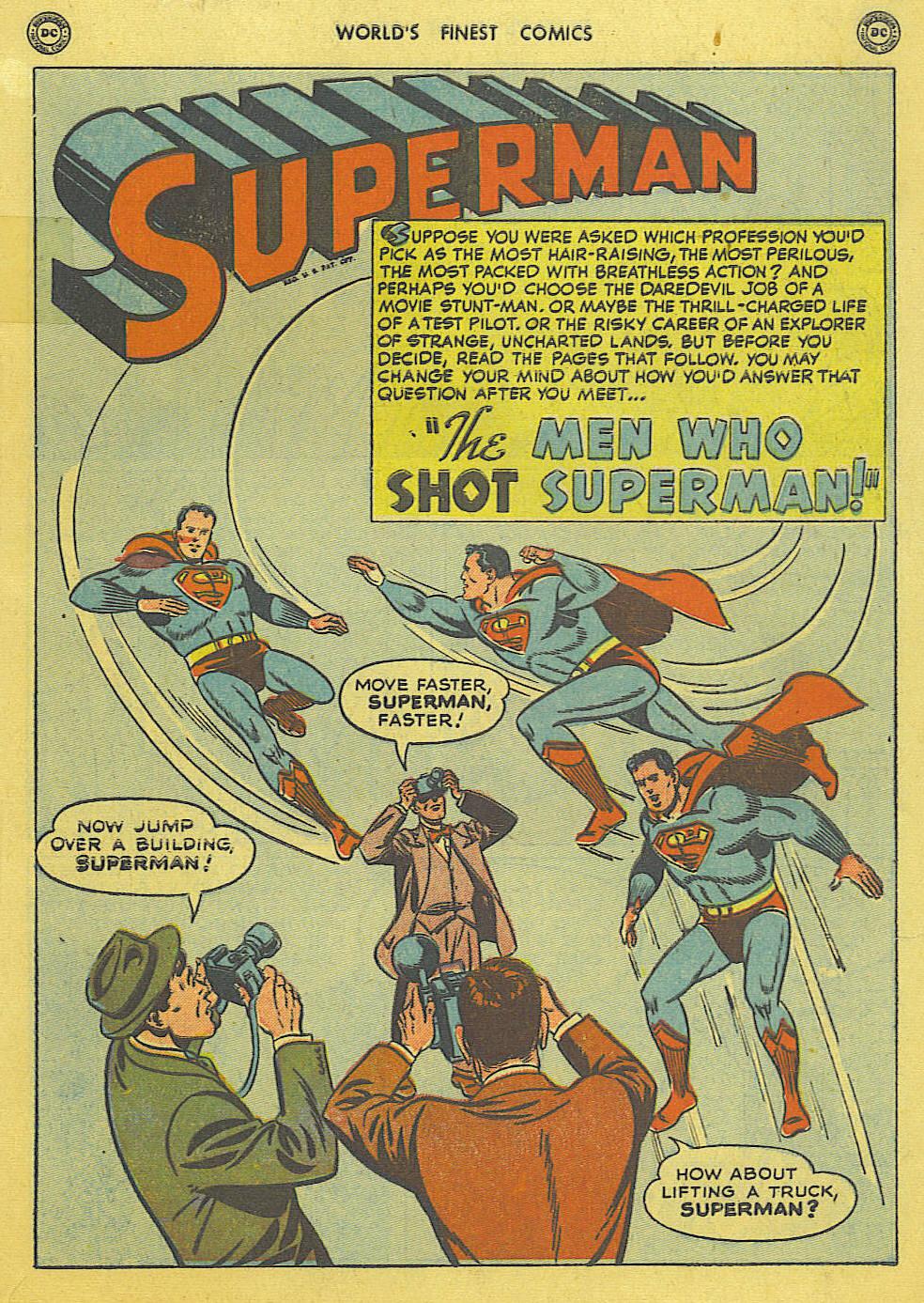 Read online World's Finest Comics comic -  Issue #49 - 3