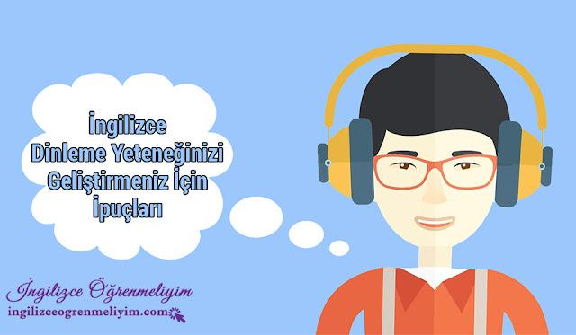 İngilizce listening ipuçları