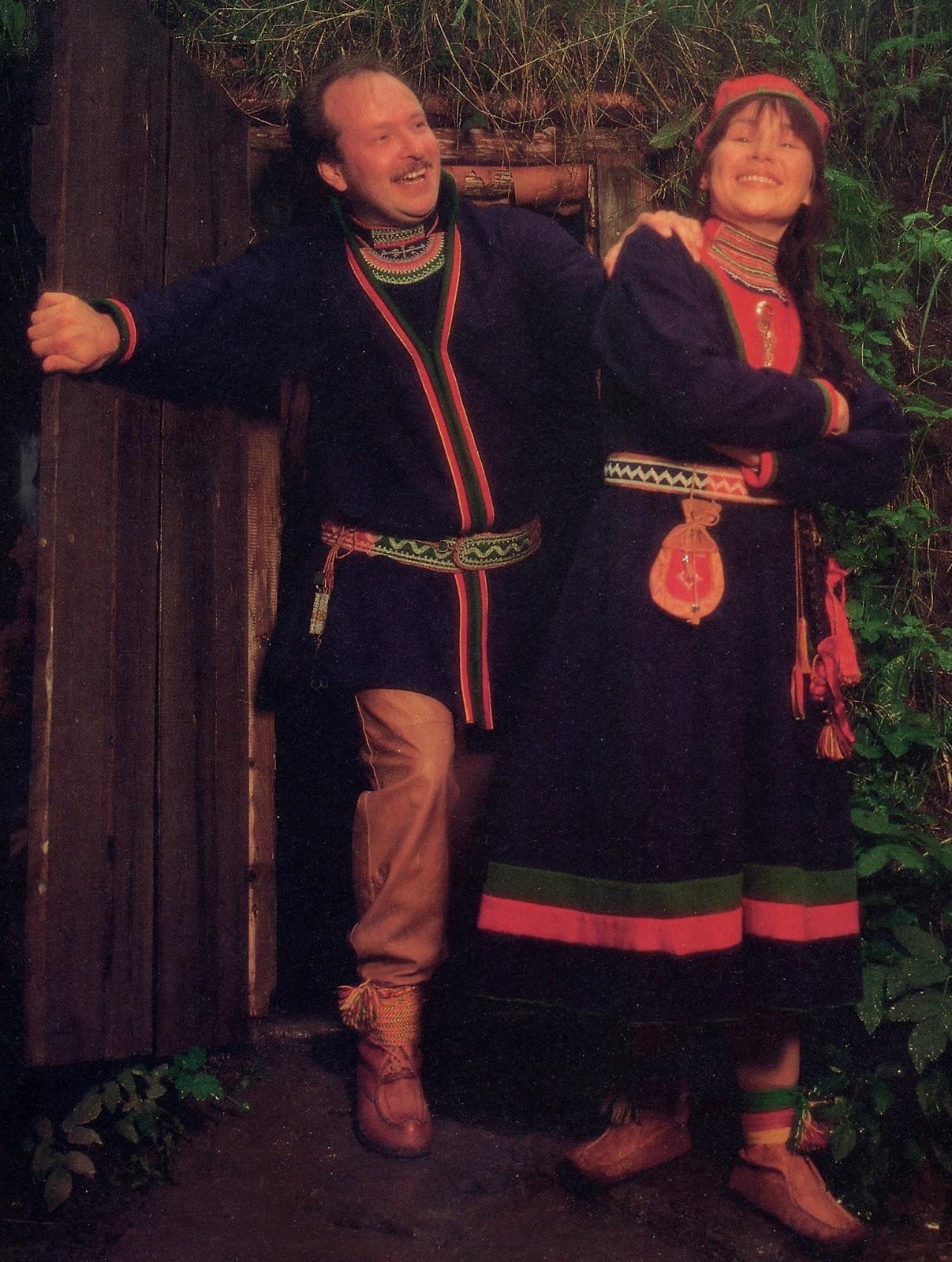 sami clothing traditional