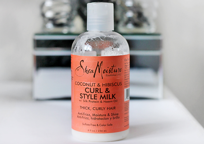 Review | Shea Moisture Curl & Style Milk