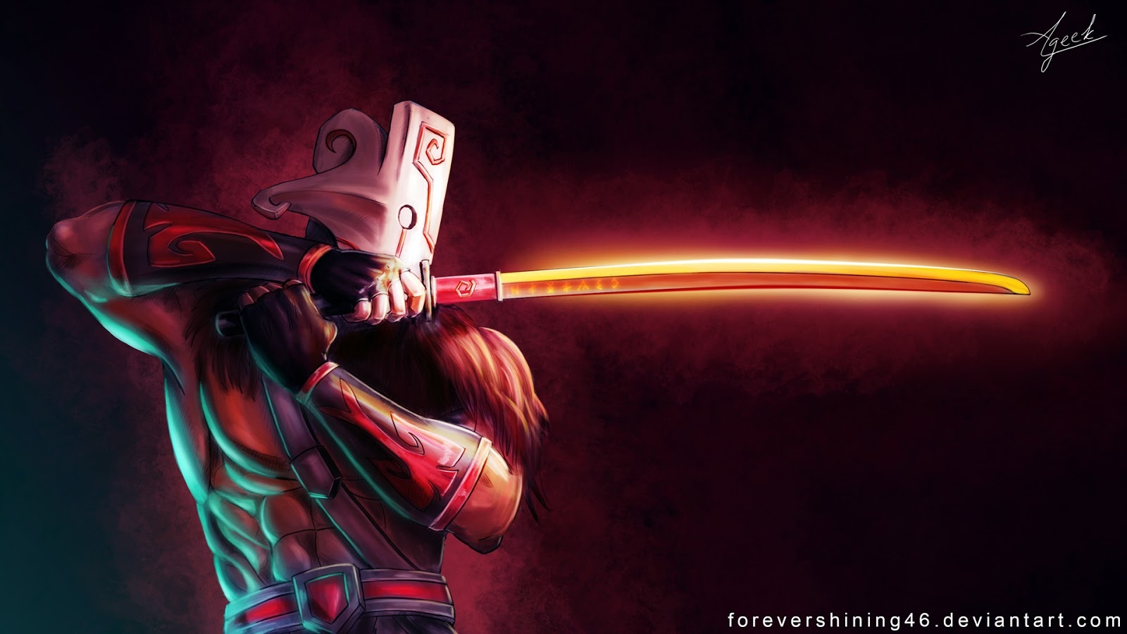 45 WALLPAPER HD HERO DOTA SUPER KEREN