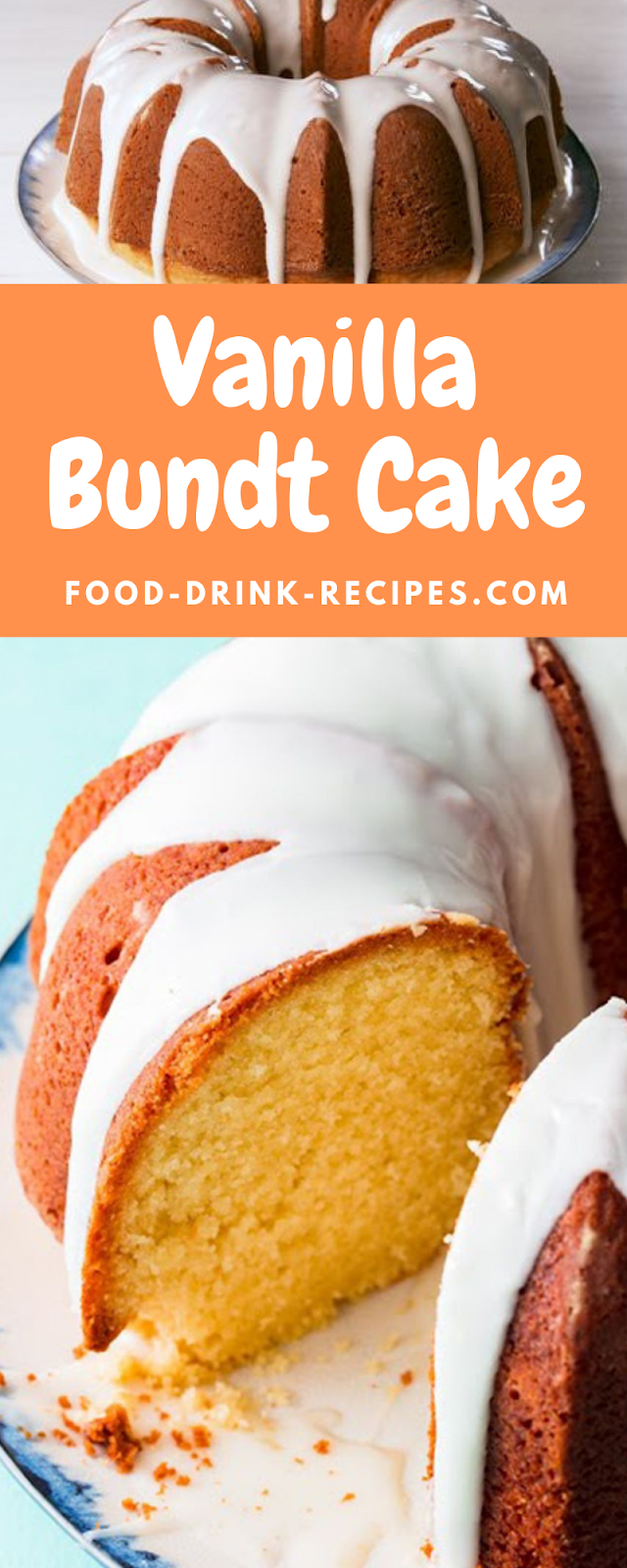 Vanilla Bundt Cake - food-drink-recipes.com