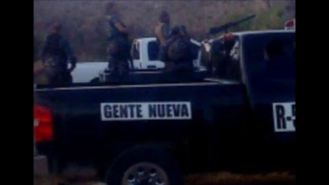 """El militar que se emborrachó y  lloro la muerte de """"El Navajas""""o """"El 01"""", ex-líder de """"La Gente Nueva"""""""
