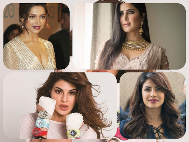 Bollywood Most Beautiful Actresses