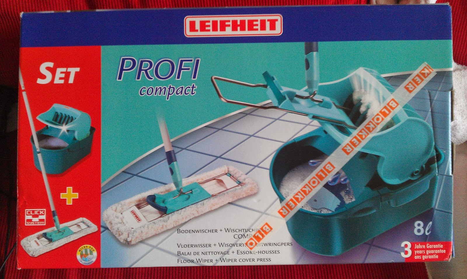 Last Minute Mom With An Opinion Review Leifheit Profi Compact Set