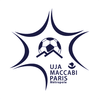 UJA Maccabi Paris Logo vector (.cdr) Free Download