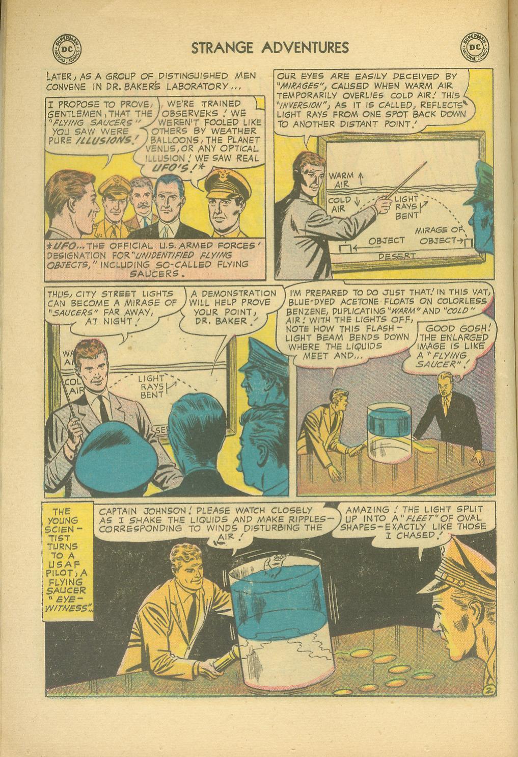 Strange Adventures (1950) issue 76 - Page 12