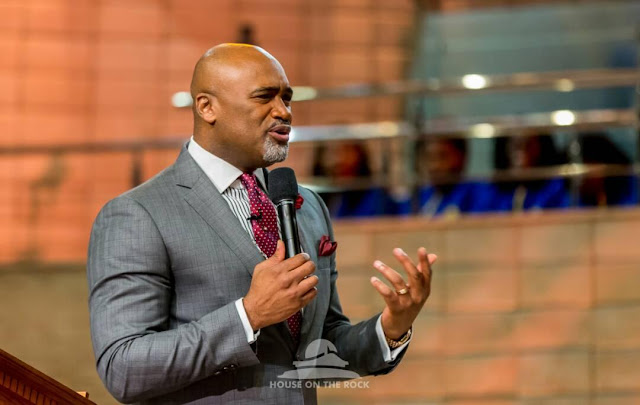 "#HOTRService: 50 Quotes Of Pastor Paul Adefarasin On The Message: ""Under A New Contract"""