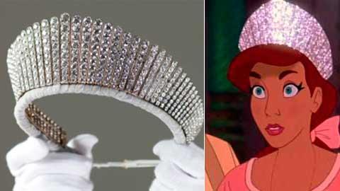 coroa Anastasia filme
