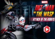 Ant-Man and The Wasp: Attack of the Robots